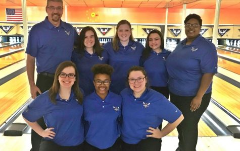 Girls bowling earns 100th consecutive victory