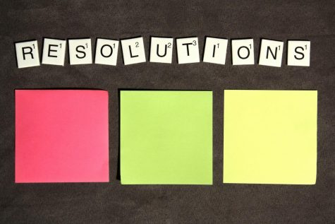 Students stick with resolutions