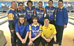 Boys bowling wins final match, claiming the league title outright