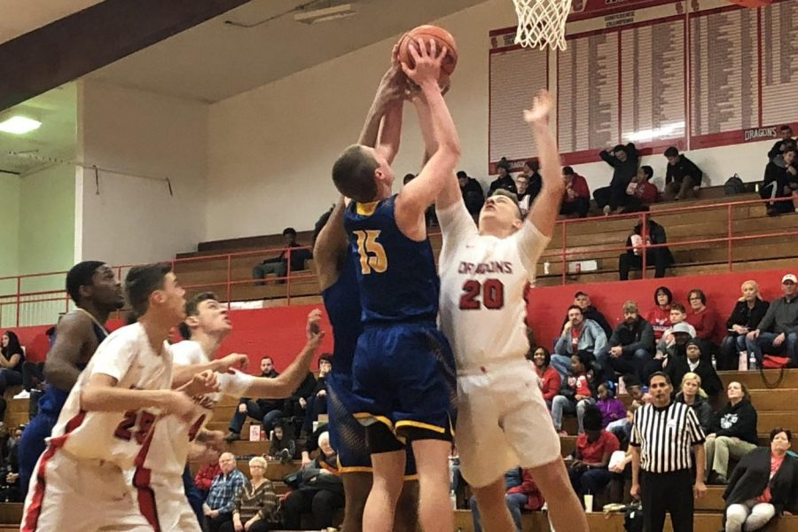 Boys basketball loses two games in four days