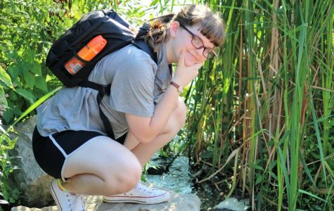 With life goals pinned down, Megan Timm dives into her future