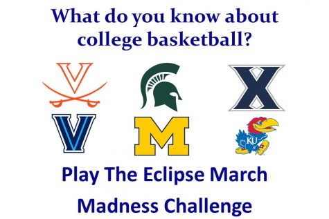 Compete in Eclipse March Madness Challenge