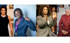 Black women make history for the black community