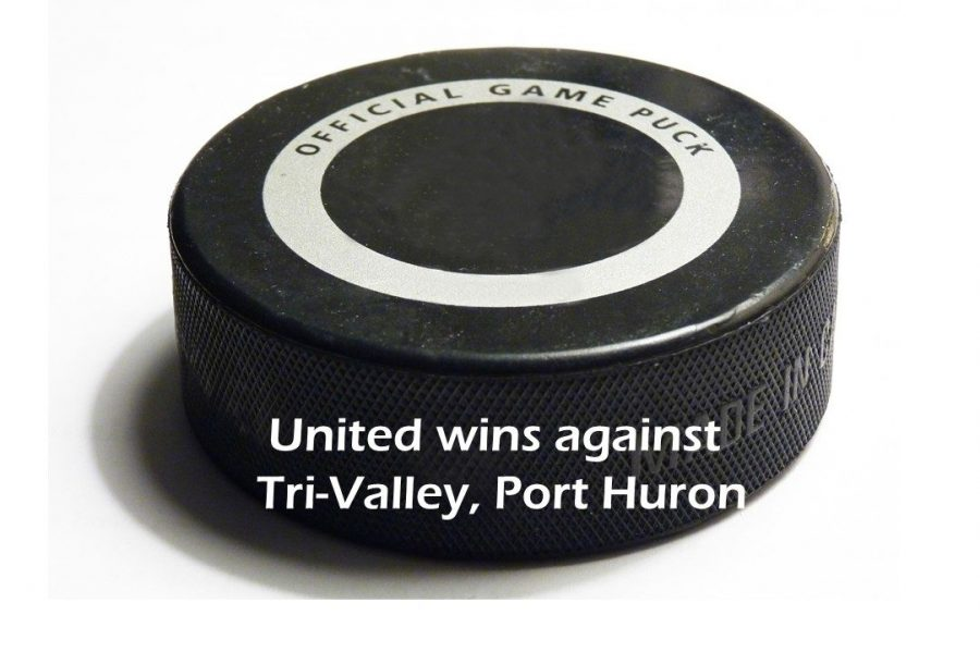 United takes the win at Tri-Valley and Port Huron.