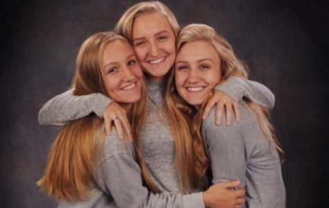 More than just a triplet, Amanda VanOoteghem's outgoing personality sprang from cheer