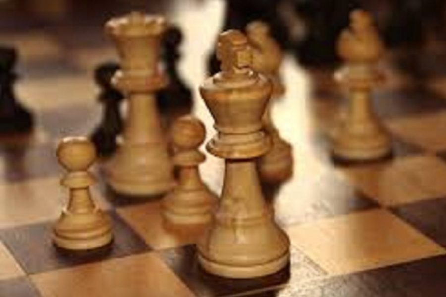 Strategy is a major component of  playing chess.