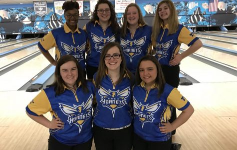 Girls bowling defends its league title for the ninth straight year