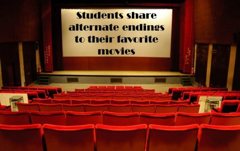 Students share alternate endings to their favorite movies