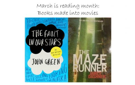 March is Reading Month: Are these books better than their movies?