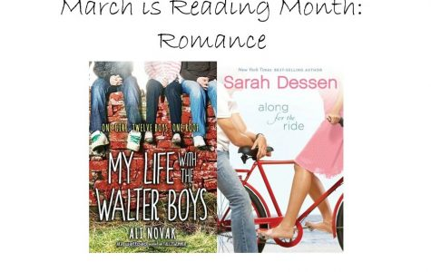 March is Reading Month: Students indulge in romance