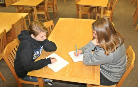Letters to the self: A senior reflects, a freshman dreams