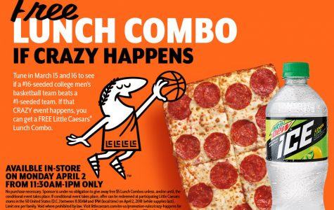 Little Caesars will give out free lunch combos