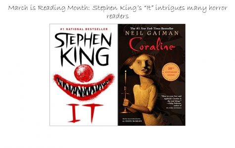 March is Reading Month: Horror books frighten, intrigue readers