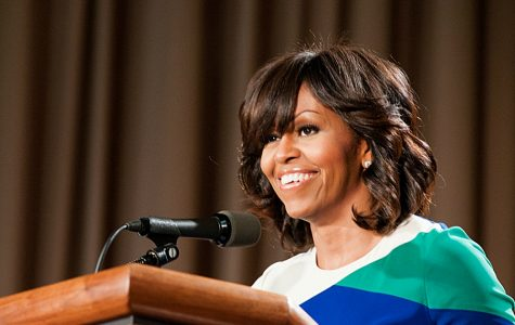 Women's History Month: Michelle Obama inspires others to be healthy, positive
