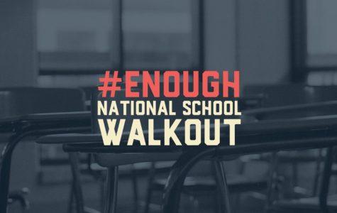 Kearsley will participate in national school walkout