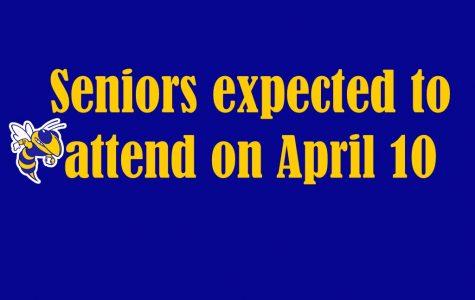 Seniors must attend school despite SAT testing