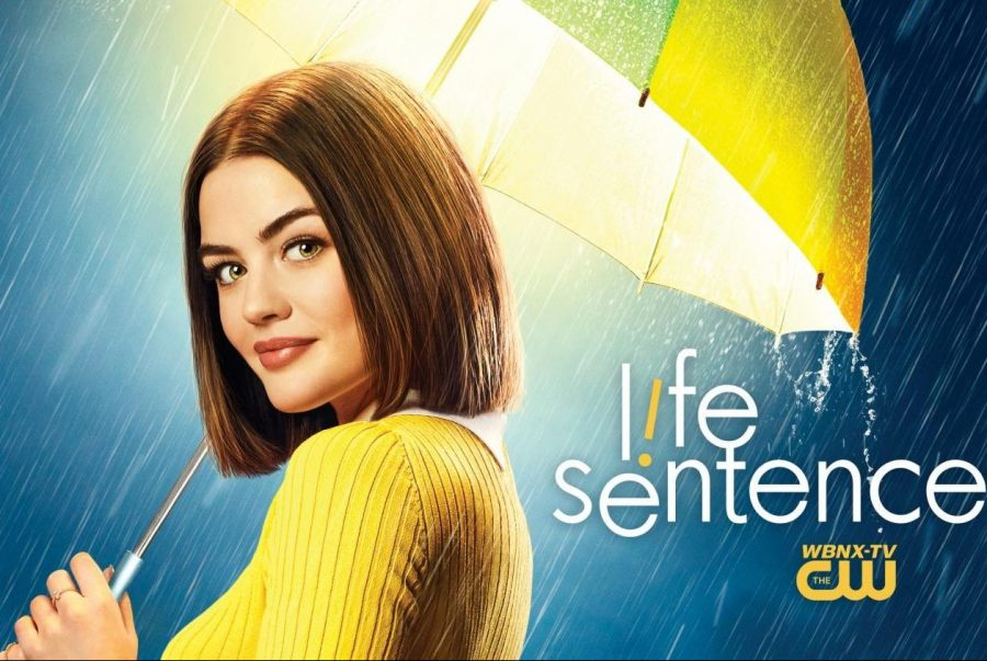 Actress Lucy Hale stars in Life Sentence