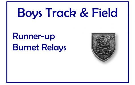 Boys track takes second in relay