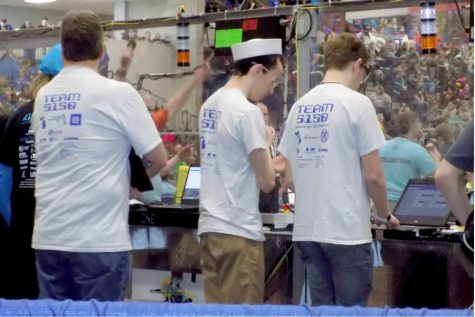 Robotics finishes in state's top 20