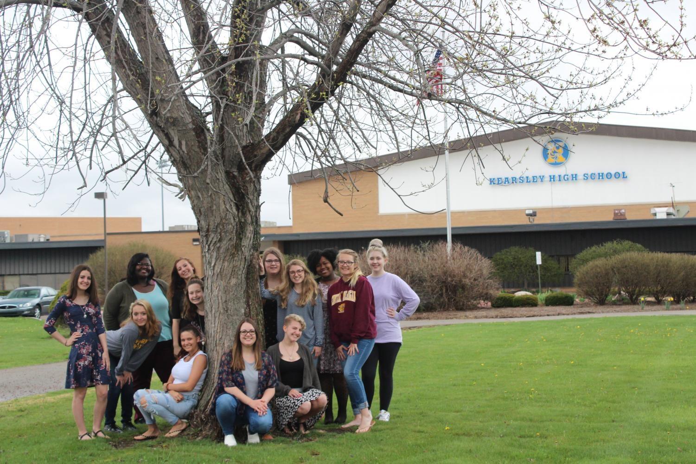 The Kearsley Eclipse seniors say goodbye to KHS.