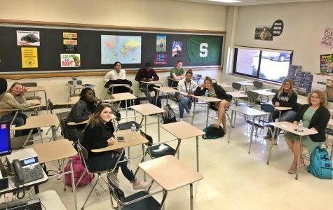 Seniors participate in tradition: skip day