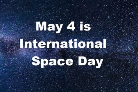 International Space Day is out of this world