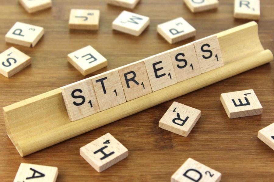 April is Stress Awareness Month.