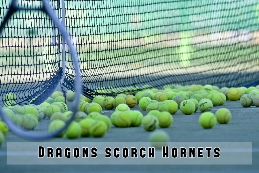Tennis loses to Swartz Creek.