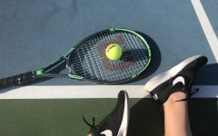 Tennis defeats Bay City Central