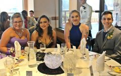 Students enjoy their time together at prom