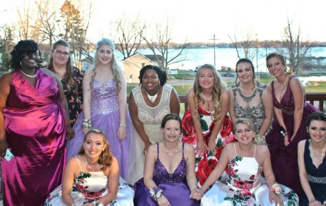 The Eclipse girls rule the prom