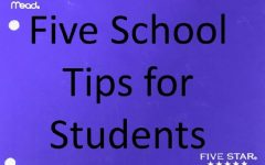 Five tips for students: Make school easier to handle