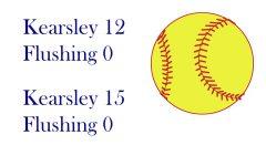 Softball sweeps the Raiders