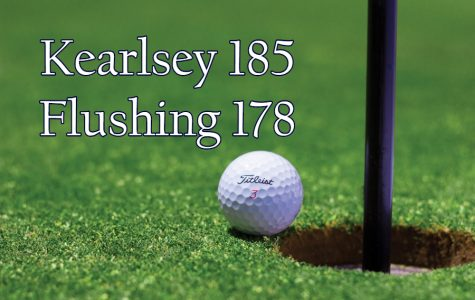Flushing knocks off golf team