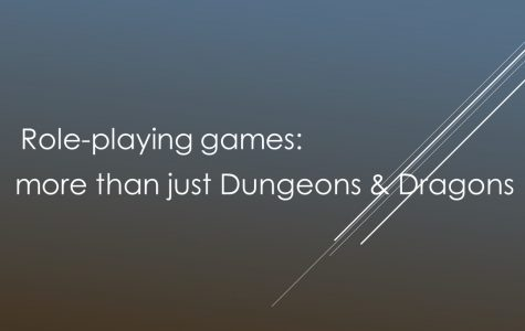 Role-playing games harness students' imaginations