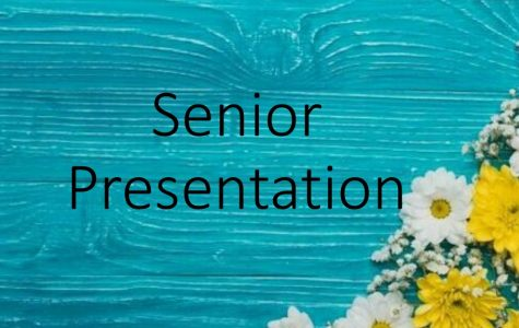 Seniors stress over giving their English presentations