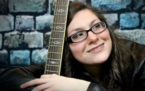 Music plays a huge role in Gracie Garfi-Sharber's life