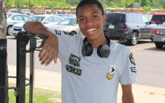 Engineering, track captivates sophomore Raydoffa Braziel
