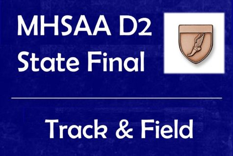 Track and field athletes medal at state final