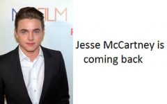 Jesse McCartney works on comeback