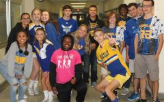 Seniors are enthusiastic for their last Homecoming