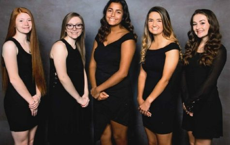 Anticipation runs high among 2018 homecoming court