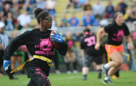 Wash, Walker lead juniors to second powder puff title