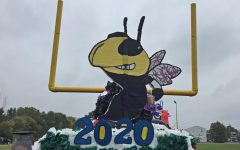 Junior Class pounces on competition with Black Panther float