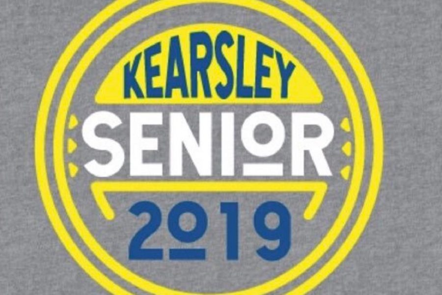 The last day the Class of 2019's spirit wear is available is Monday, Oct. 15.