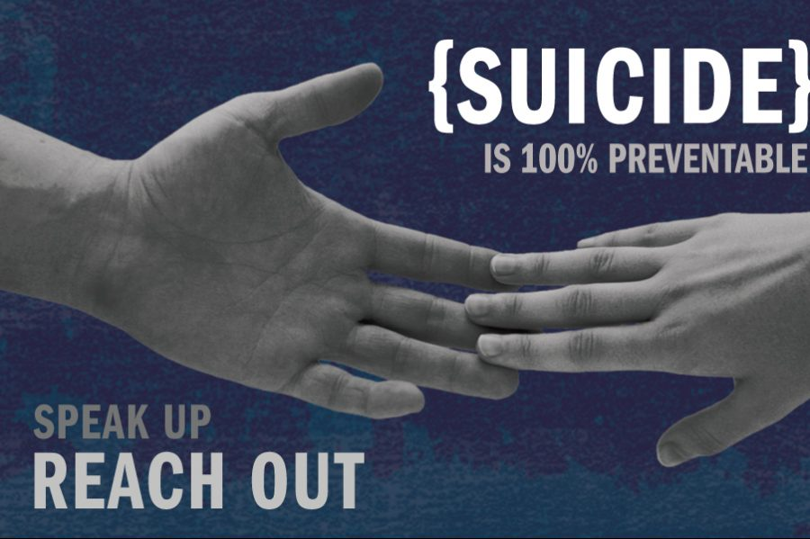 Ms.+Stephanie+Wamboland%2C+social+worker%2C+said+17+percent+of+high+school+students+consider+suicide.