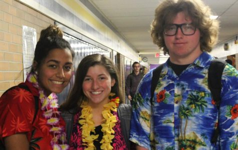 Palm trees, paradise are on the minds of these seniors