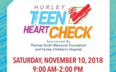 Don't skip a beat, go to the Teen Heart Check