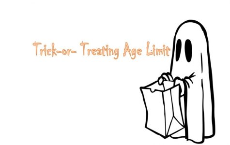 Students, faculty debate trick-or-treating age limit