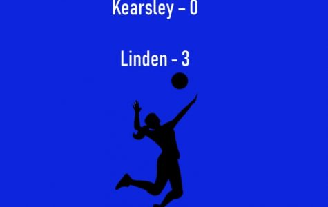 Volleyball falls to Linden